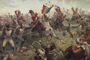 Cuadro de la Batalla de Arapiles