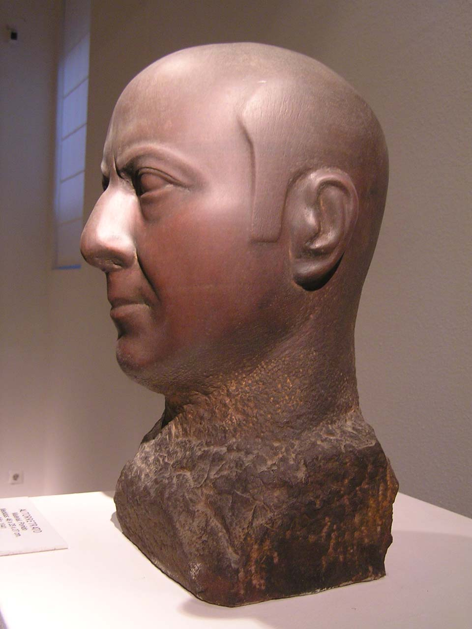 Mateo Hernández. Escultor bejarano