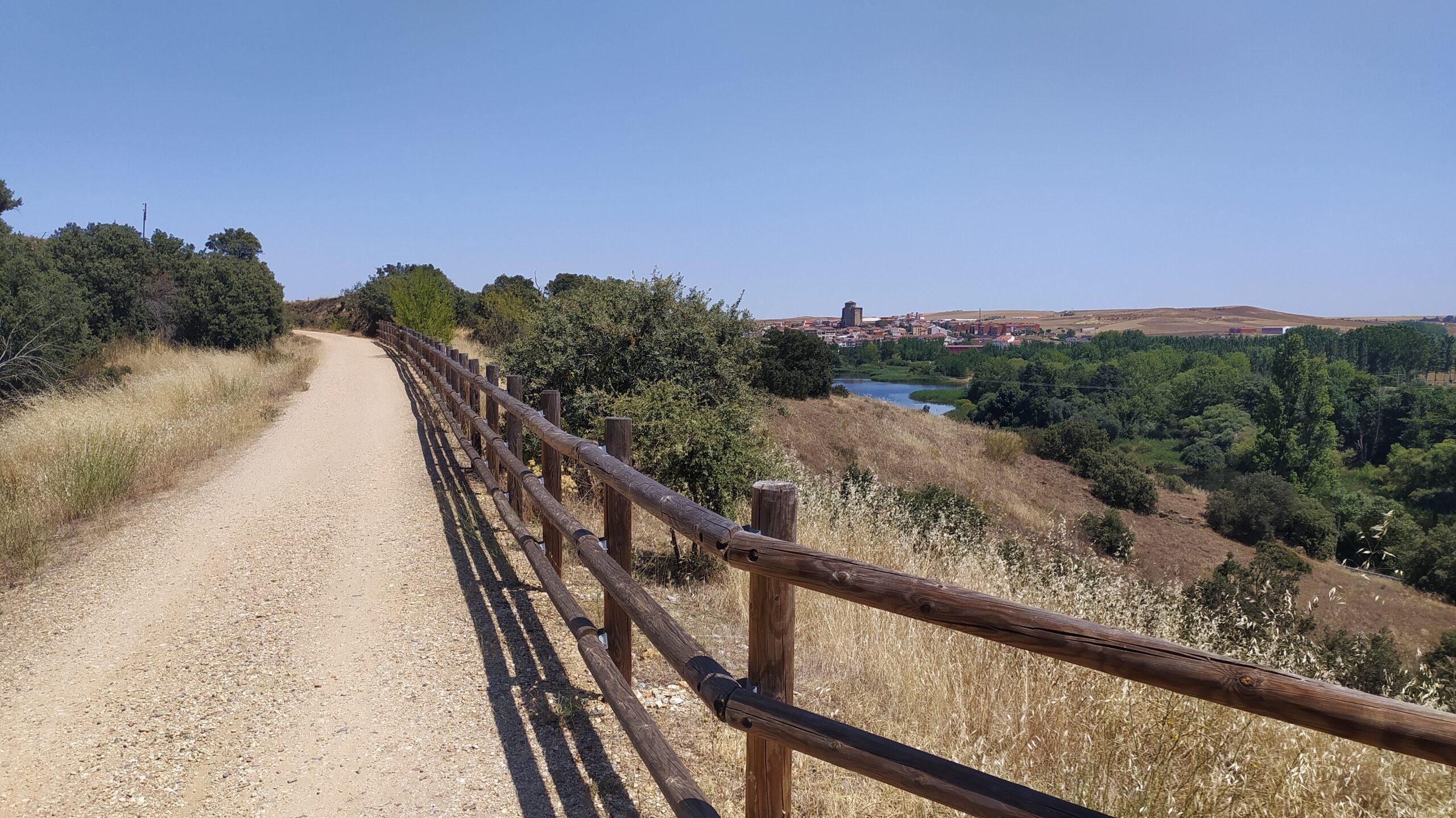 Camino de la Vía de la Plata